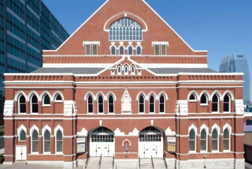 Why You Should Visit The Ryman Theater in Nashville