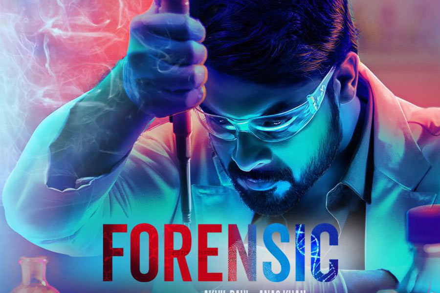 Movie of an investigatory thriller- FORENSIC