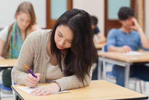 Are the users familiar with the concepts of school tests